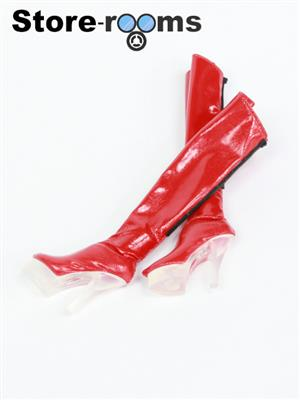 TB49-02 1/6 Action Figures - Red Boots BlackZipper