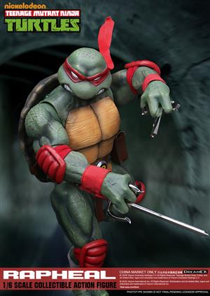 DreamEX 1/6TH Ninja Turtles- Raphael